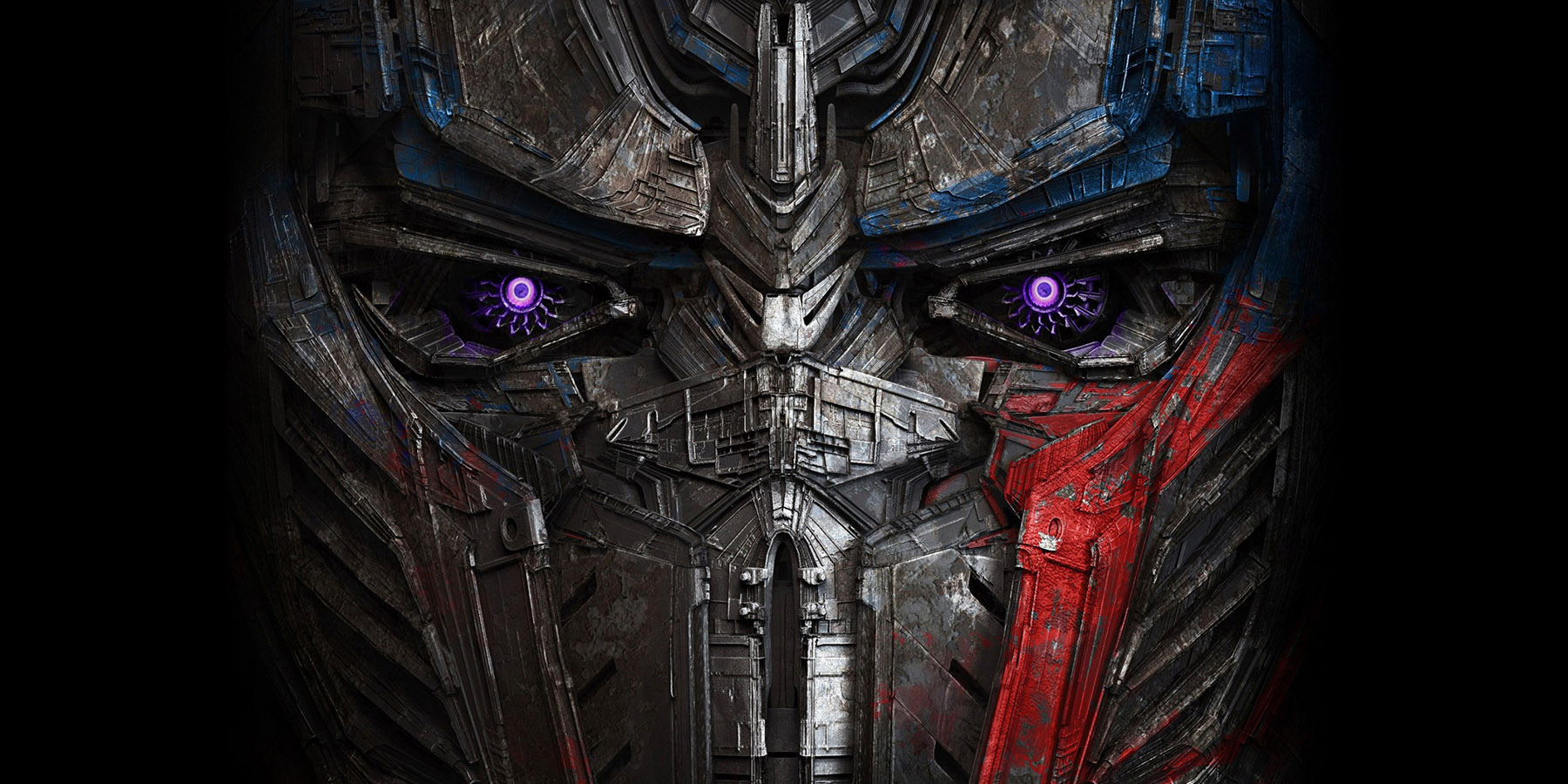 Transformers 5 The Last Knight - Optimus Prime Face