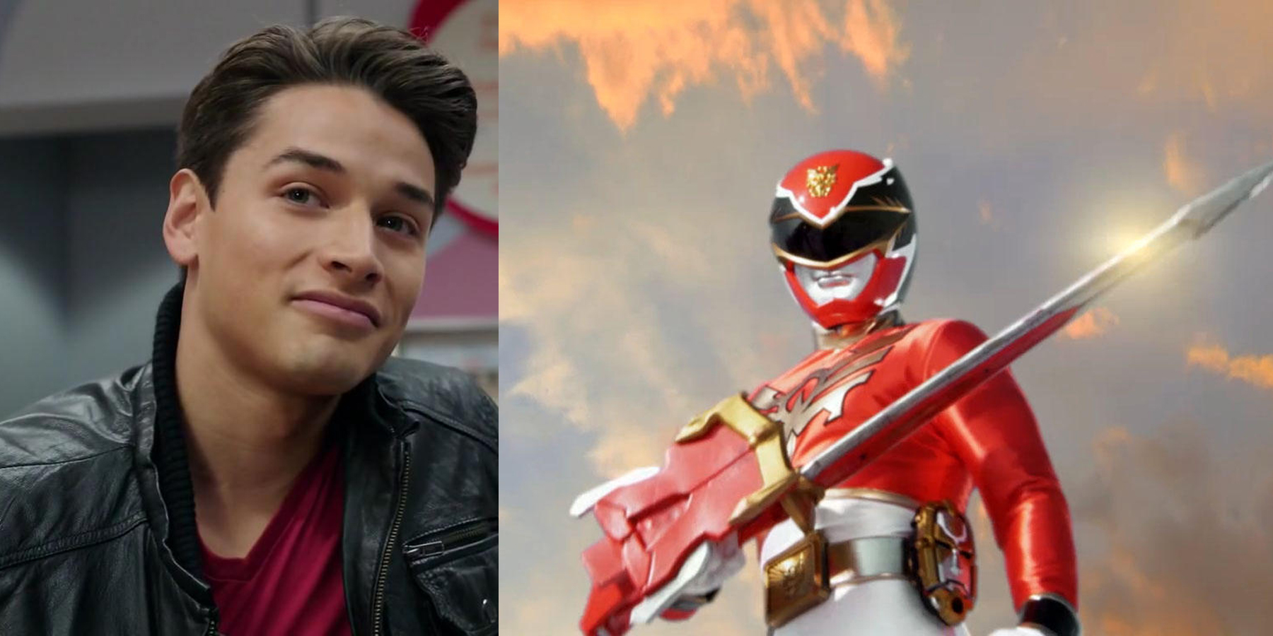 Power rangers every red ranger ranked from worst to best - Moto power rangers megaforce ...