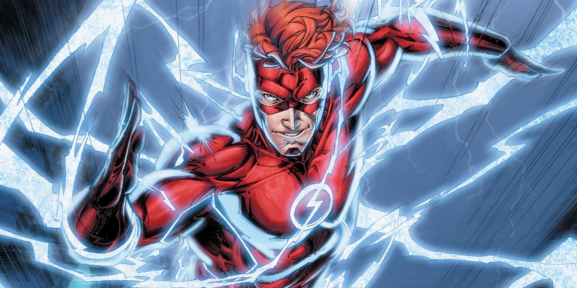 Dc Kid Flash New