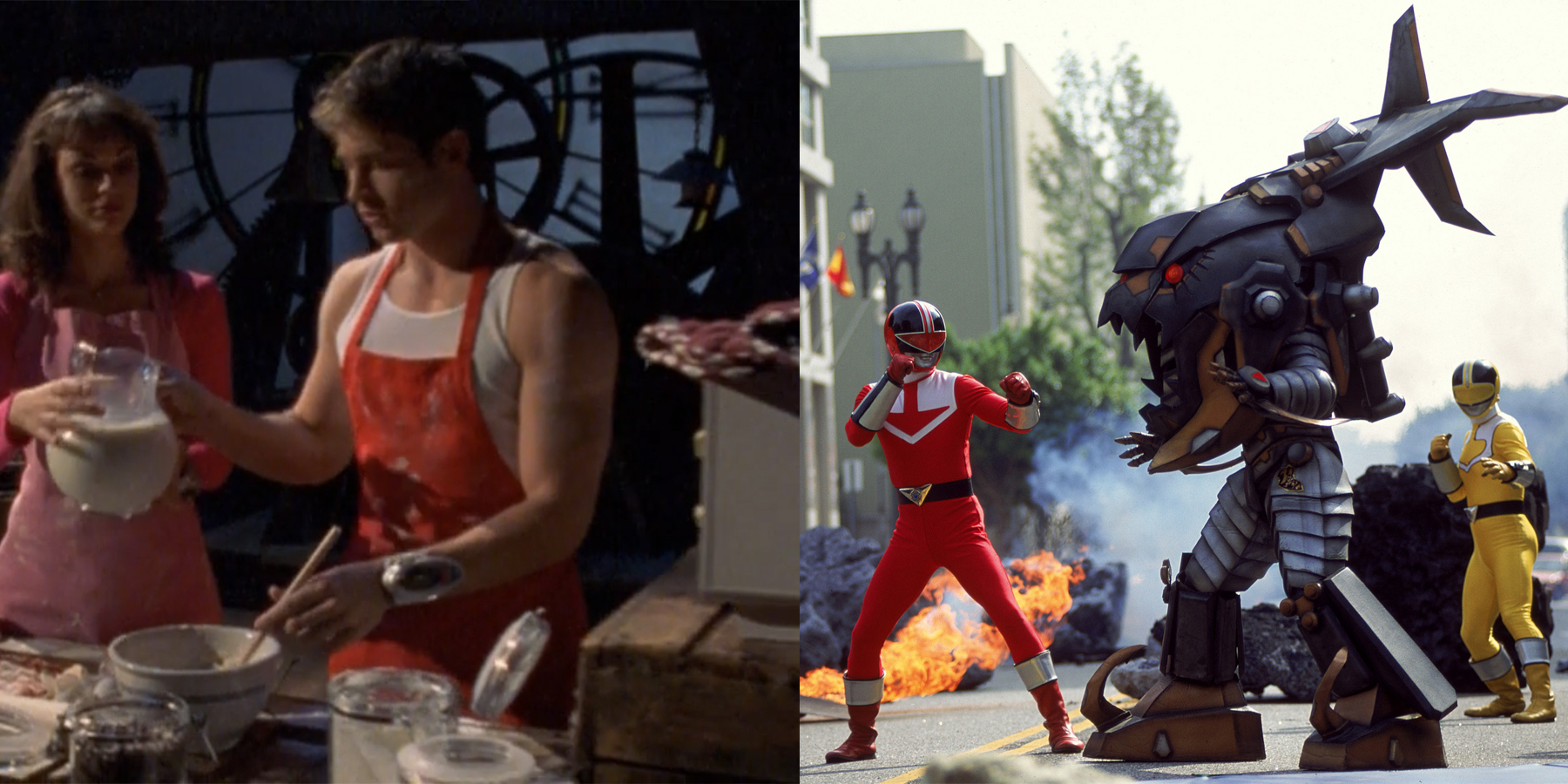 Power Rangers: Every Red Ranger, Ranked From Worst To Best