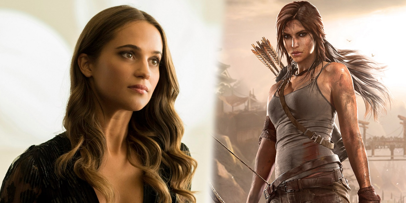 Alicia Vikander On Exploring Lara Croft For Tomb Raider