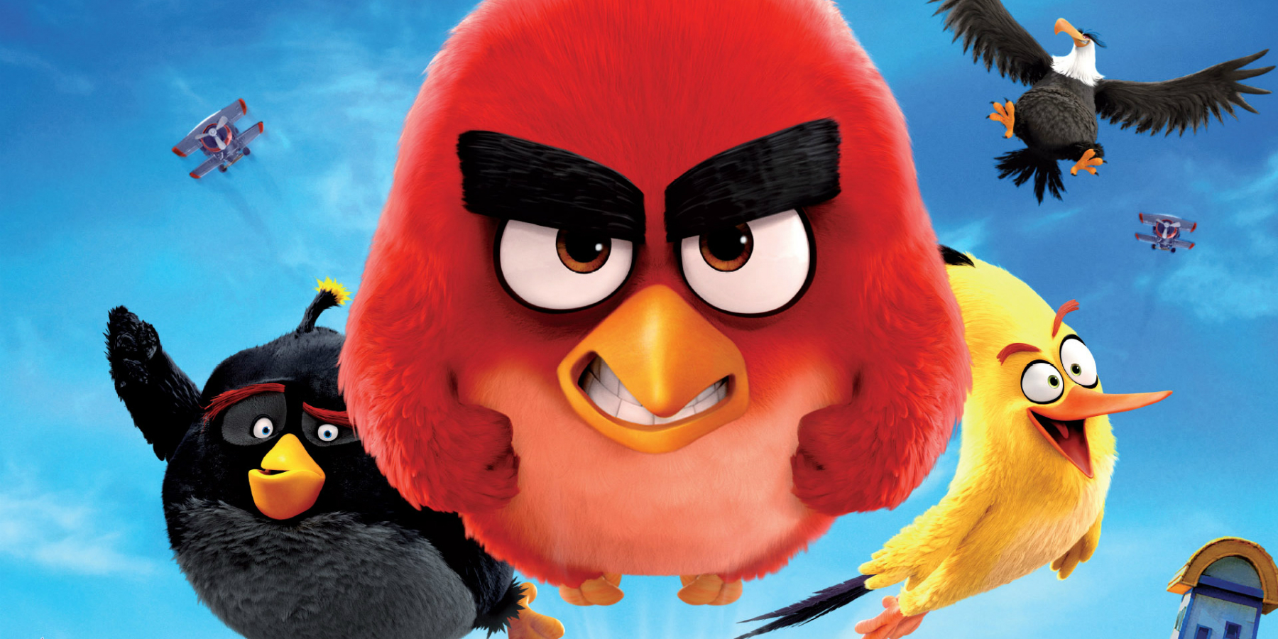 The Angry Birds Movie 2 is Officially in Development
