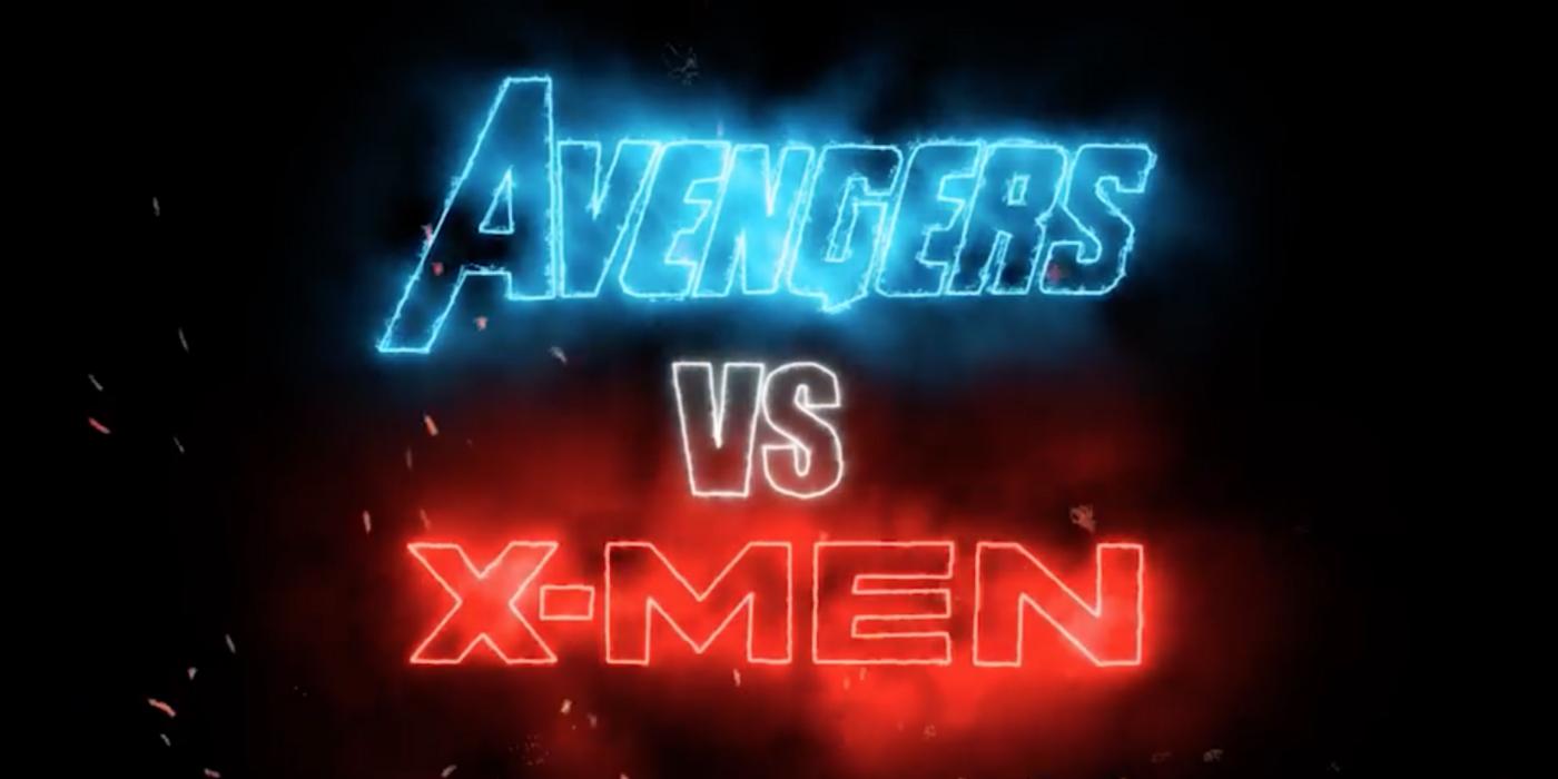 Avengers vs. X-Men Trailer