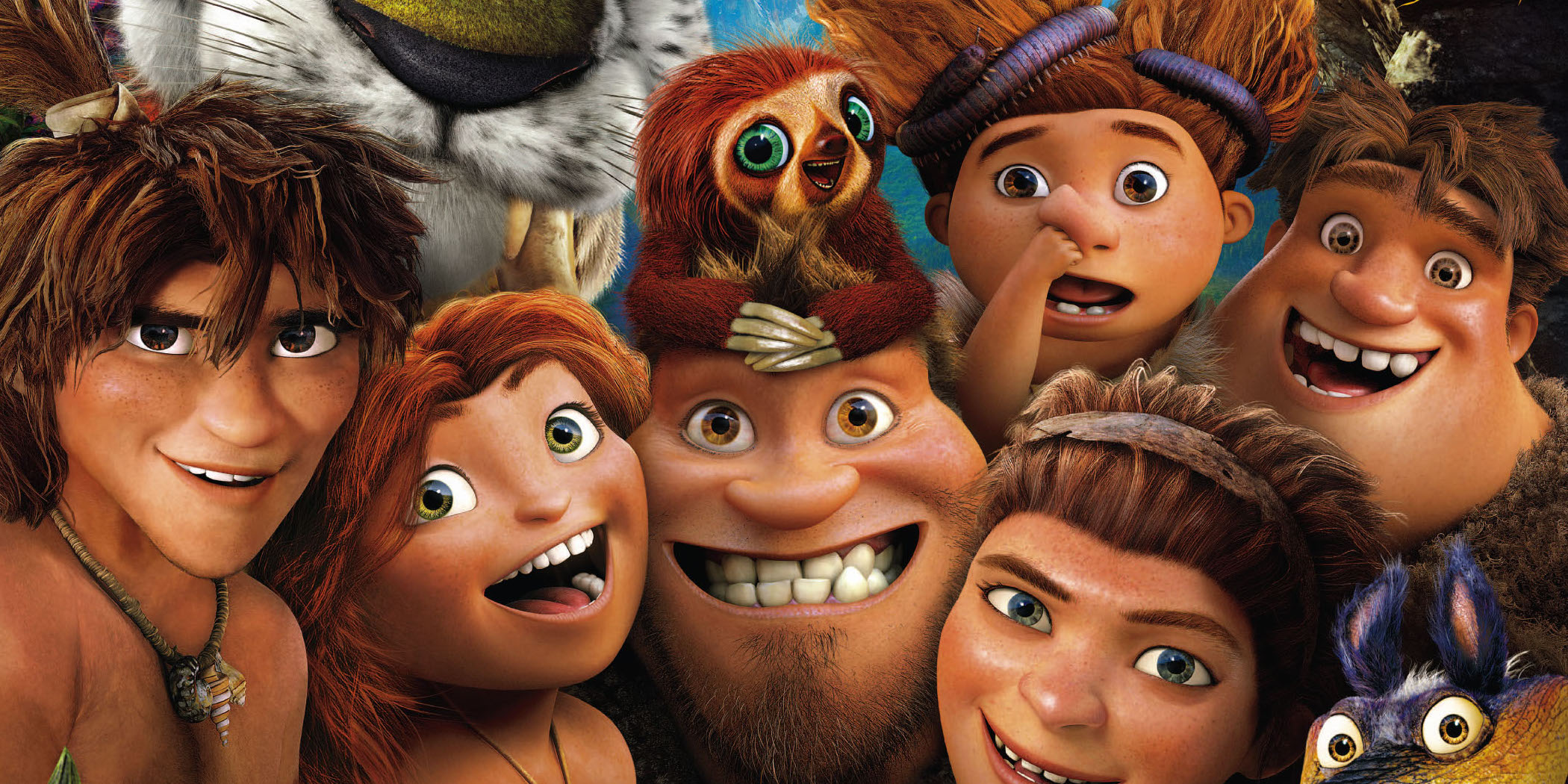 The Croods 2 pushed to 2018