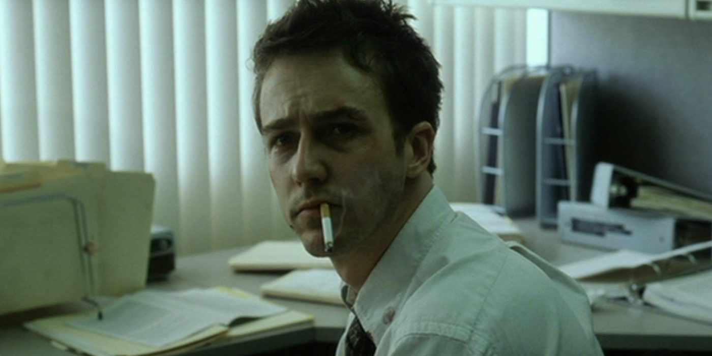 the symptoms of dissociative identity disorder in the movie fight club Free essays on fight club personality disorder   fight club, a movie about a man who starts a myriad of fighting clubs  dissociative identity disorder .