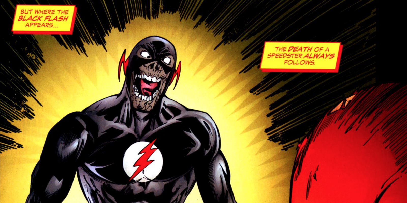 The Flash: Expect Black Flash to Return