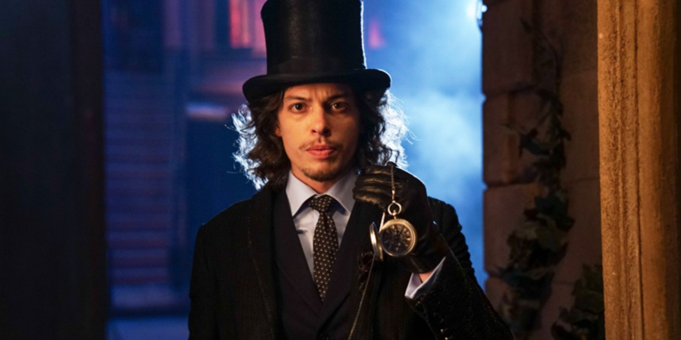 Gotham season 3 - The Mad Hatter (Benedict Samuel)