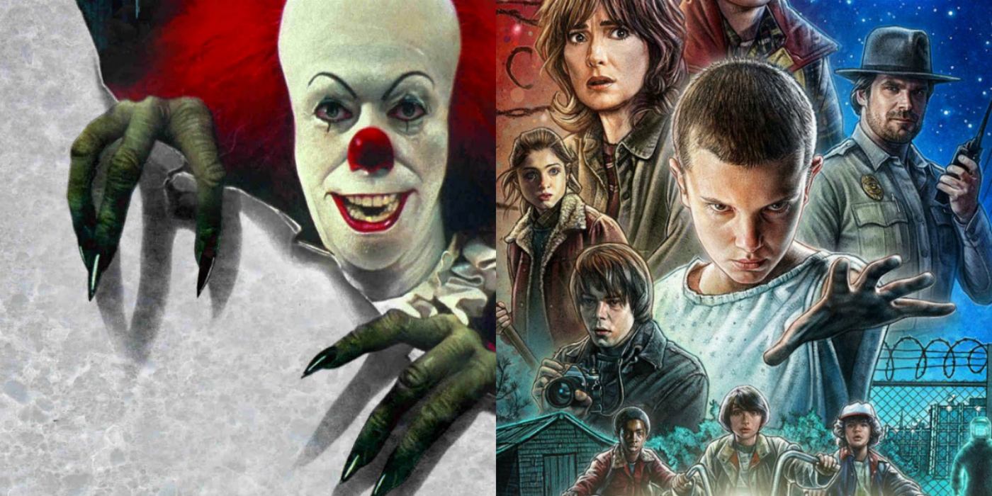It producer talks Stranger Things and Pennywise