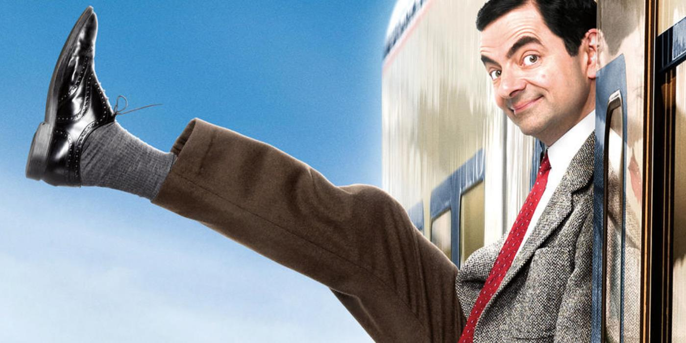 mr bean photoshopped into classic movies screen rant