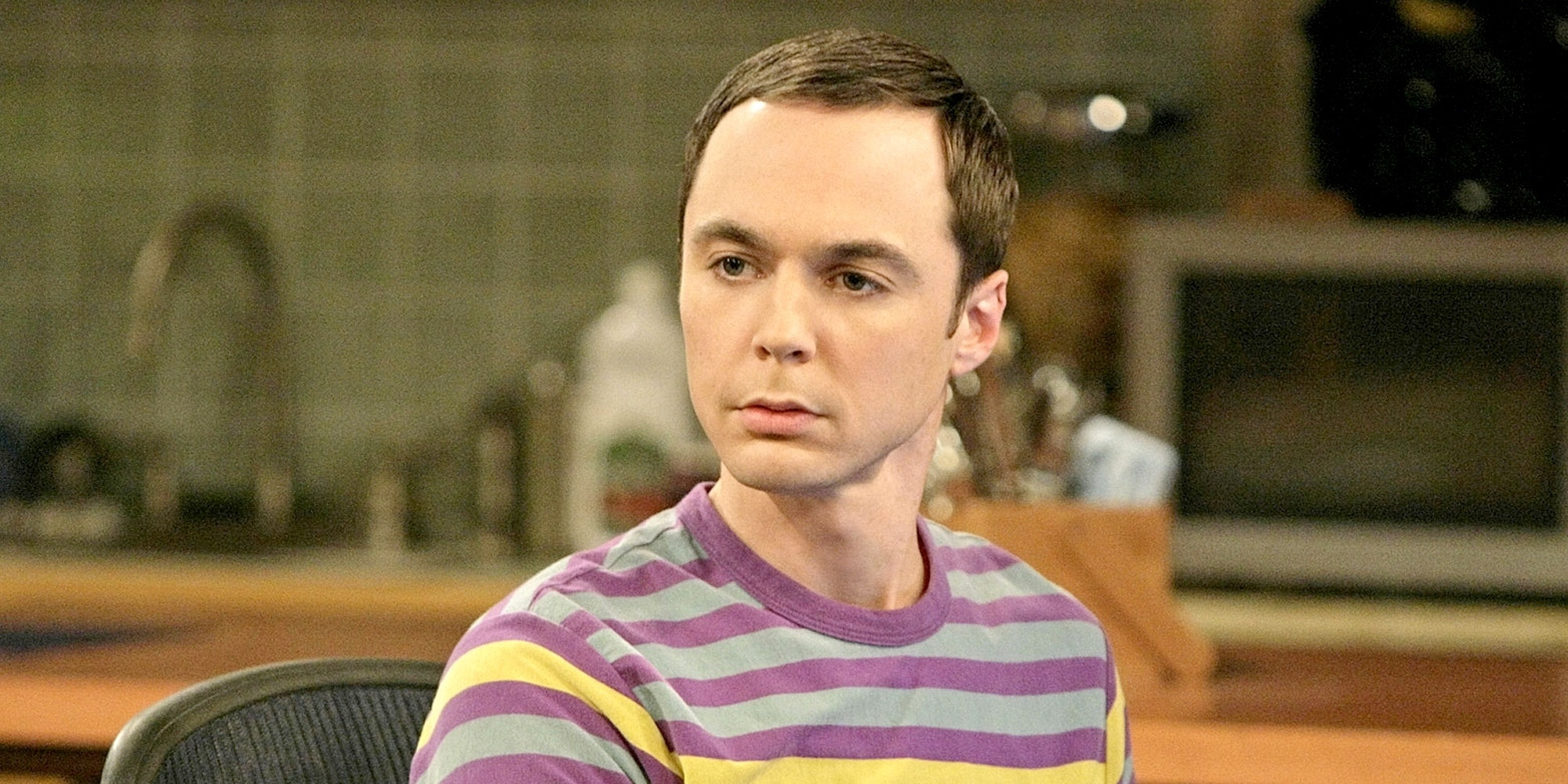 Jim Parsons as Sheldon Cooper, The Big Bang Theory