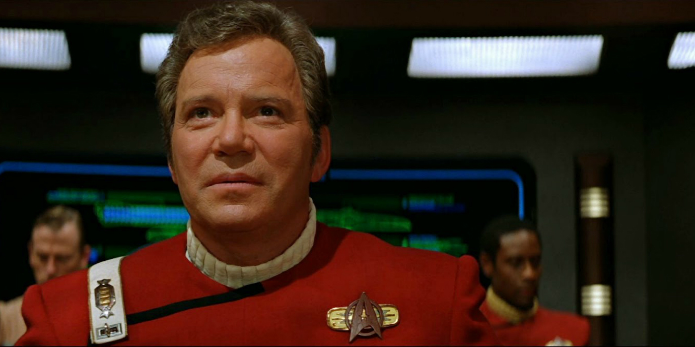 Star Trek: Discovery – William Shatner Interested in a Cameo