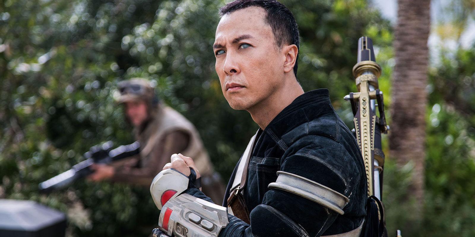 Star Wars: Rogue One - Donnie Yen as Chirrut Imwe