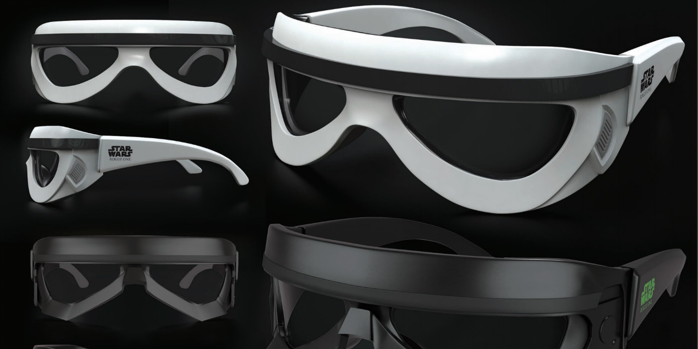 D Pictures Imax Glasses