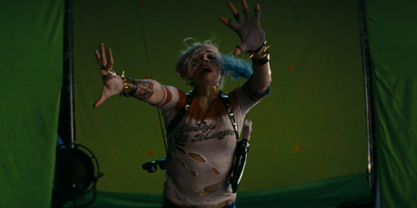 Suicide Squad Behind-the-Scenes VFX Images Released