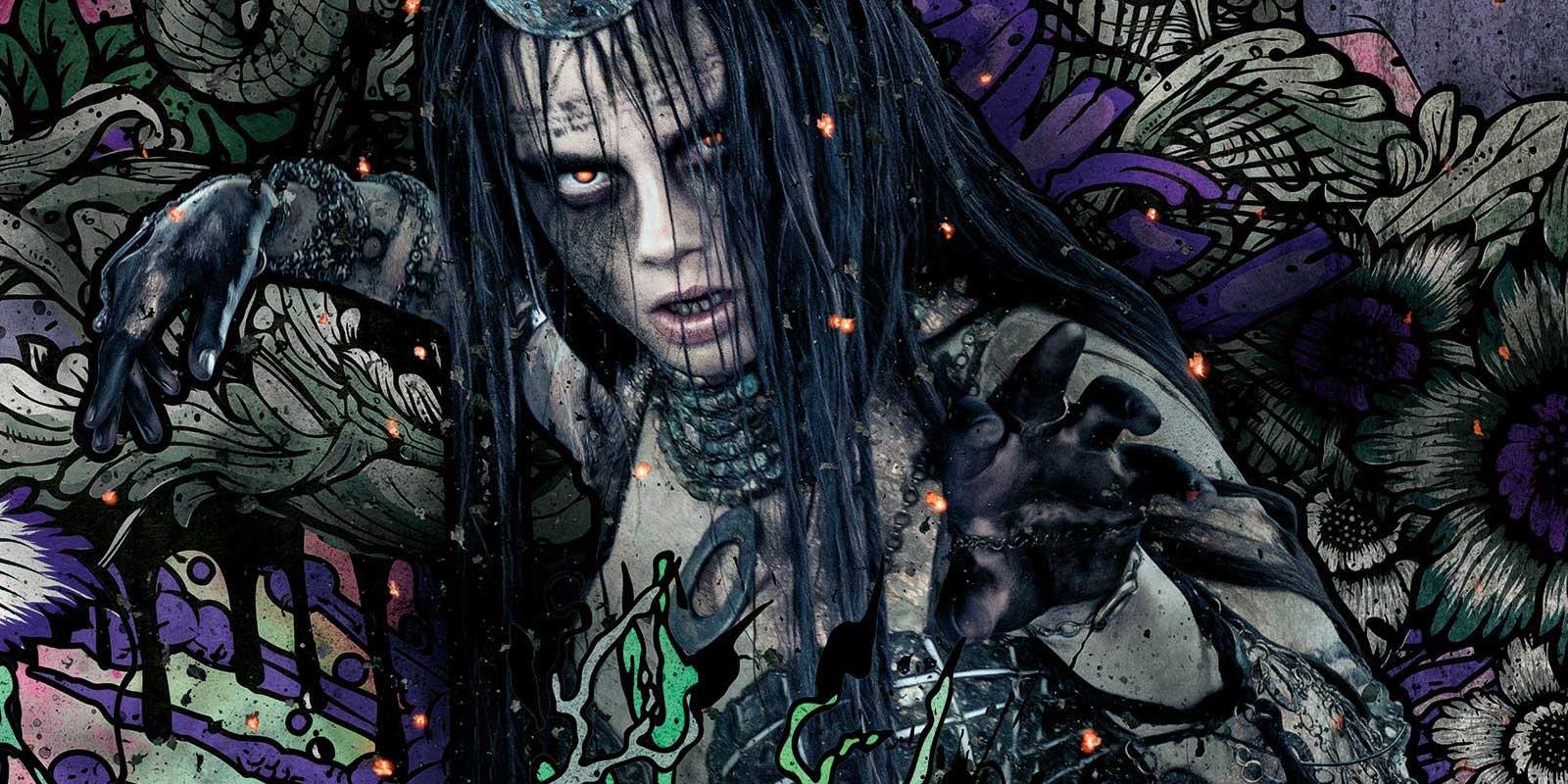 Suicide Squad spoilers - Enchantress