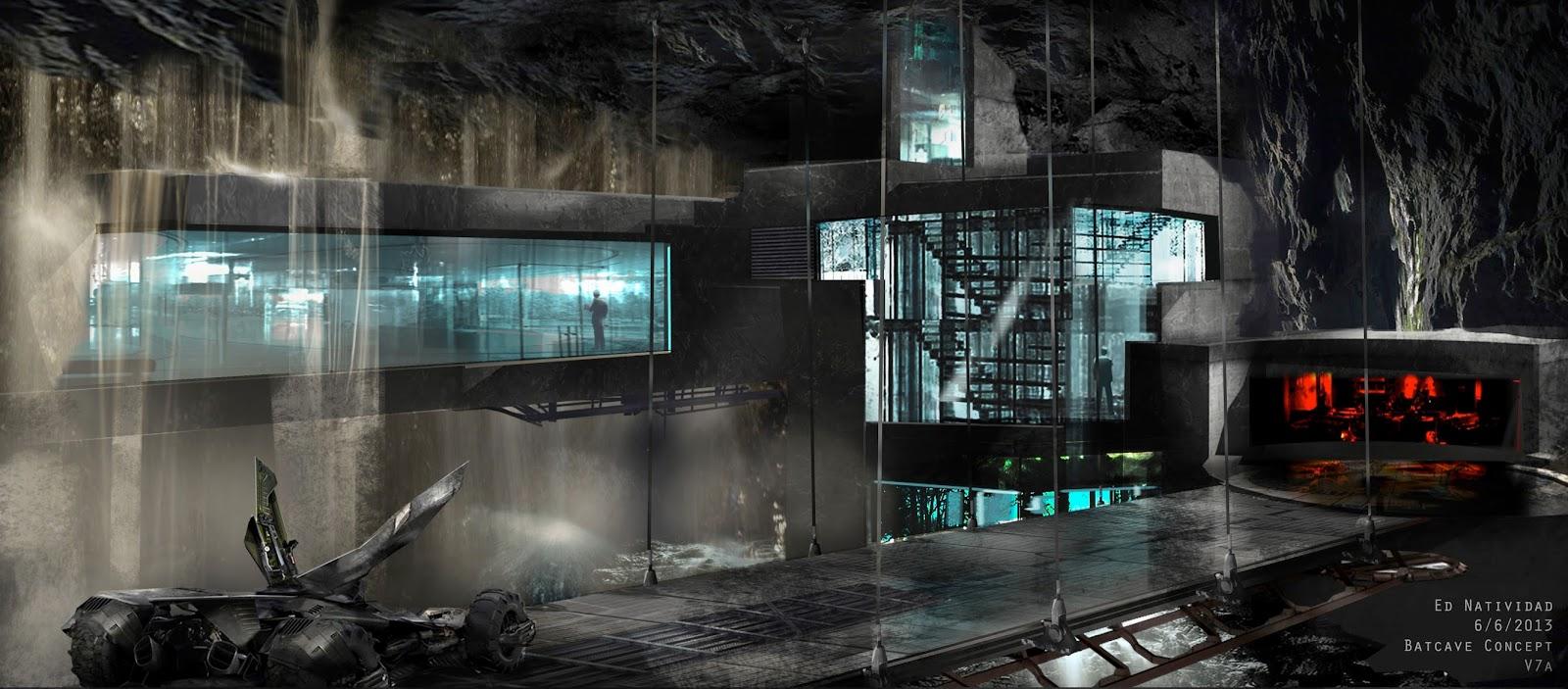 Le Conseil de la Dernière Heure Batman-v-Superman-Dawn-Justice-Concept-Art-EN-Batcave-01