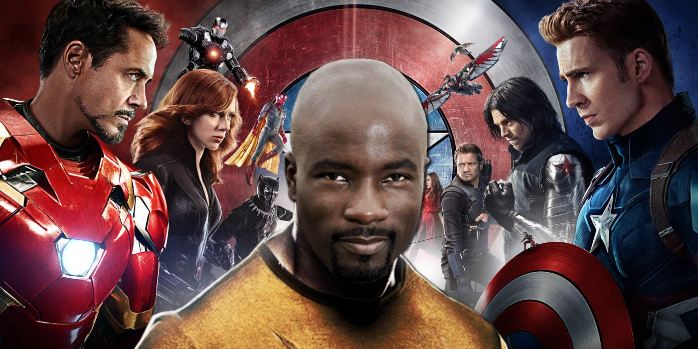 Cage Mike Colter On Whether Luke Cage Is Team Cap Or Team Iron Man