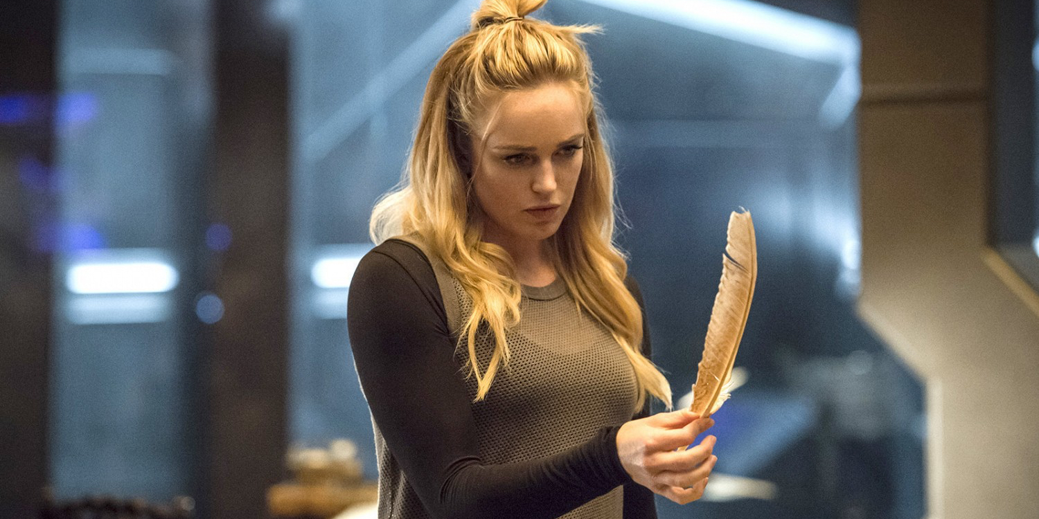 Caity Lotz in Legends of Tomorrow
