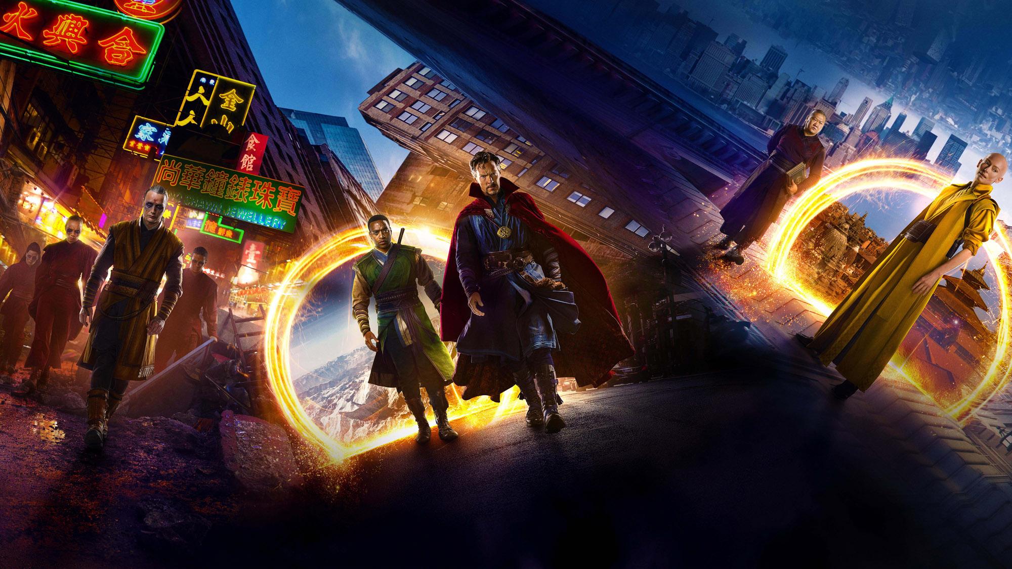 Doctor Strange Marvel Movie Wallpapers Widescreen Cinema: The 15 Best Scenes In Doctor Strange