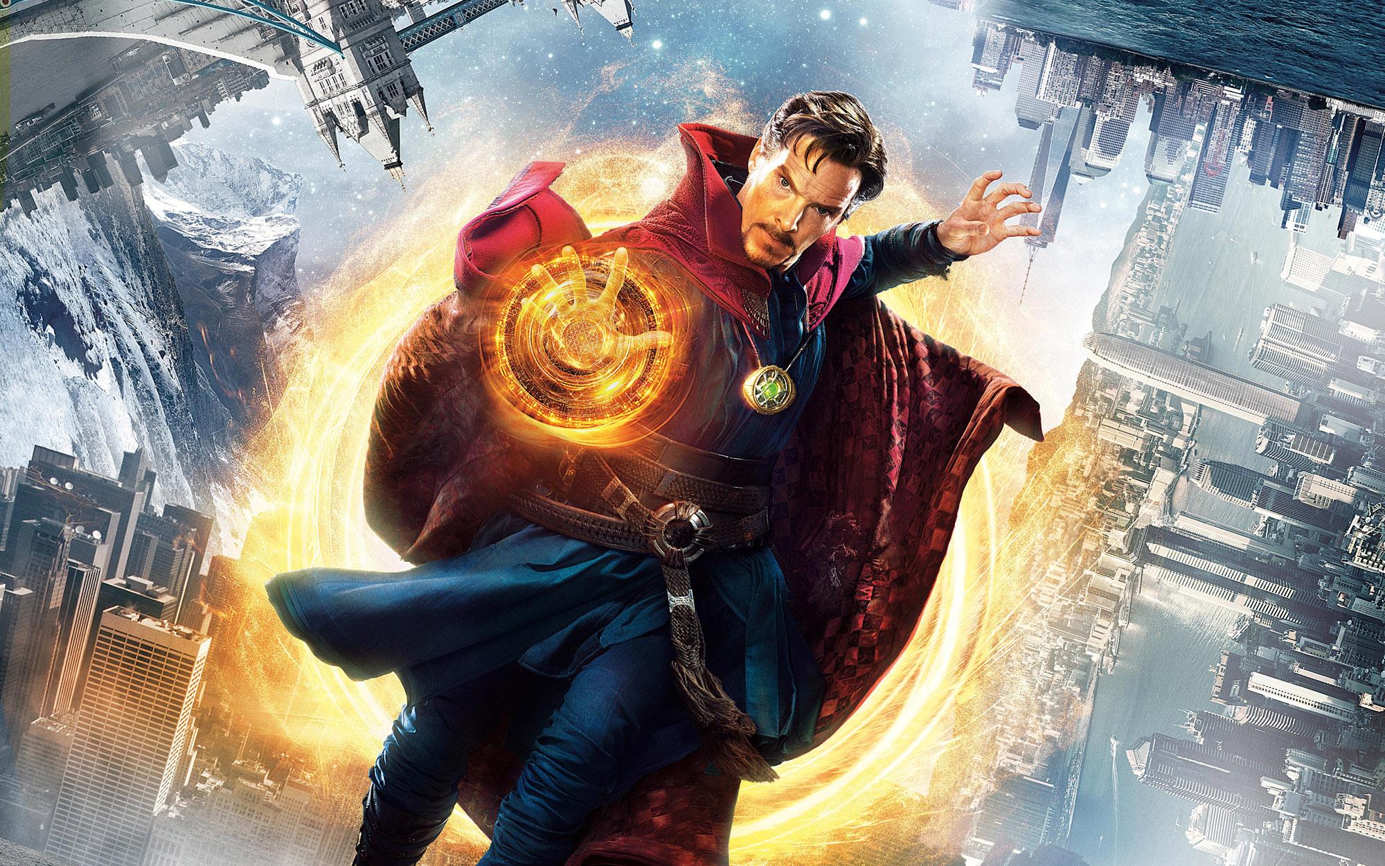 Doctor Strange Thursday Opening Box Office Surpasses Ant ...  Doctor Strange ...