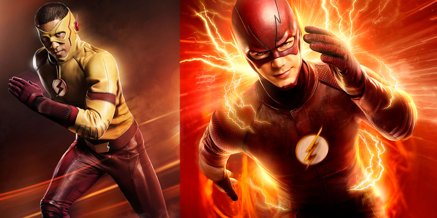 The Flash Concept Art ...
