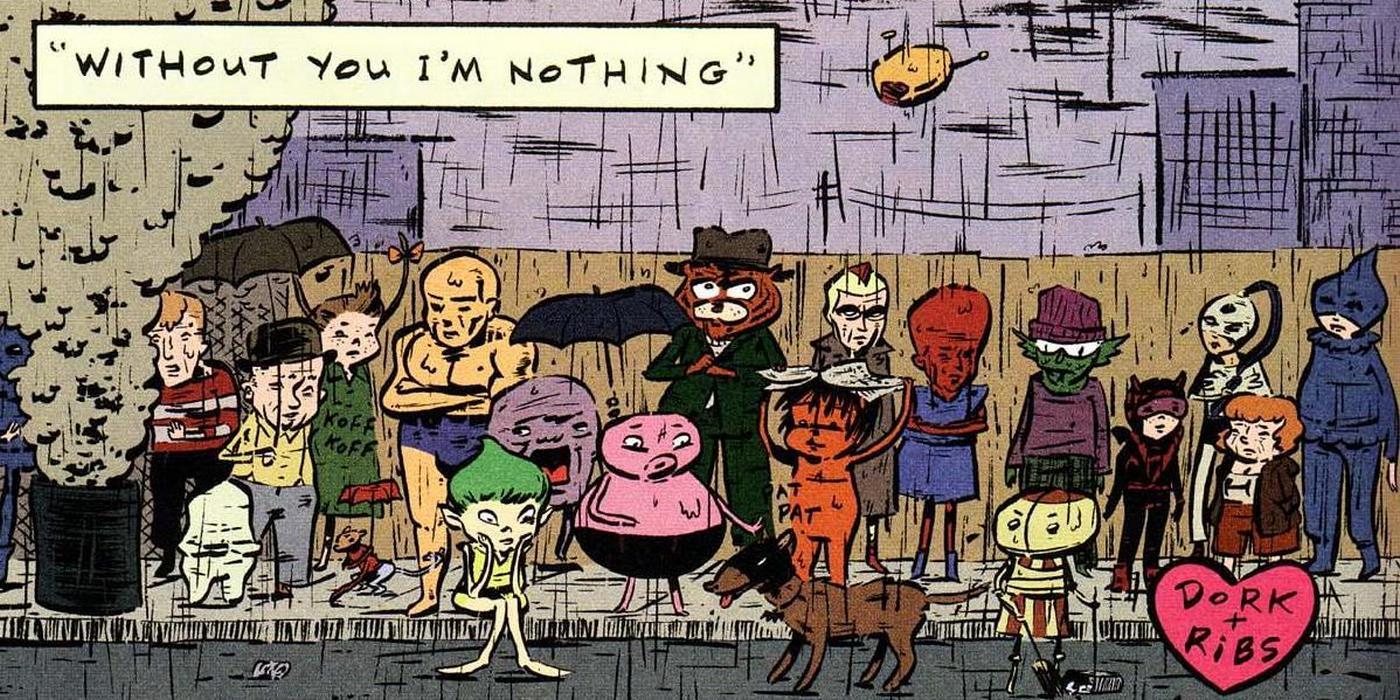 16 comic book sidekicks that time forgot