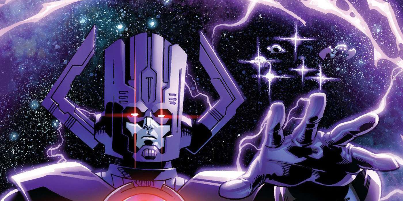 Marvel 15 Things You Never Knew About Galactus