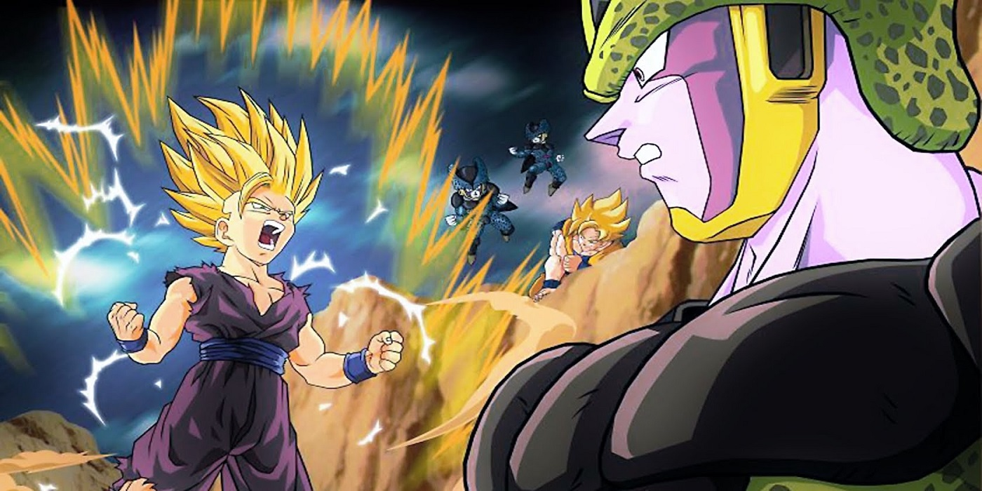 fight Dragon ball z