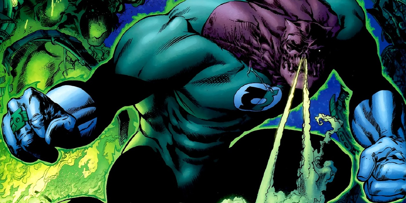 15 most powerful green lanterns to wield the ring
