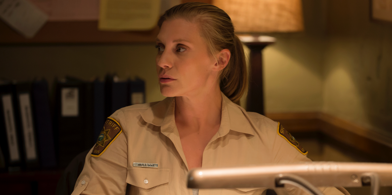 Katee Sackhoff Hot Longmire Longmire Season 5 Fina...