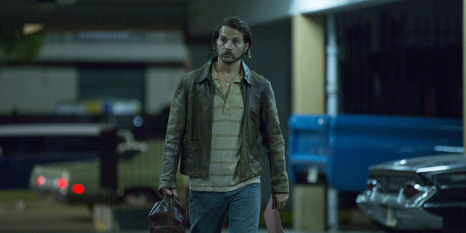 Quarry series premiere your next hardboiled pulpy crime fix is here