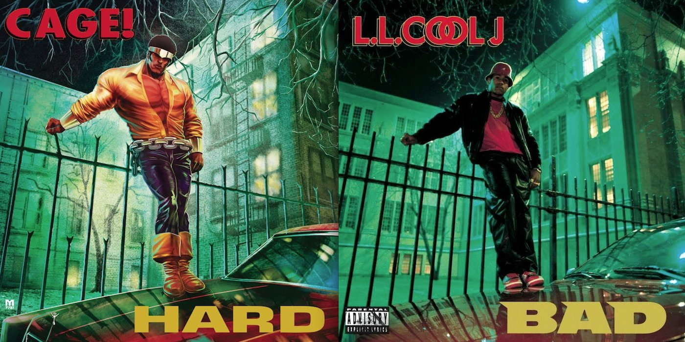 15 Best Marvel Hip Hop Variant Album Covers Screen Rant