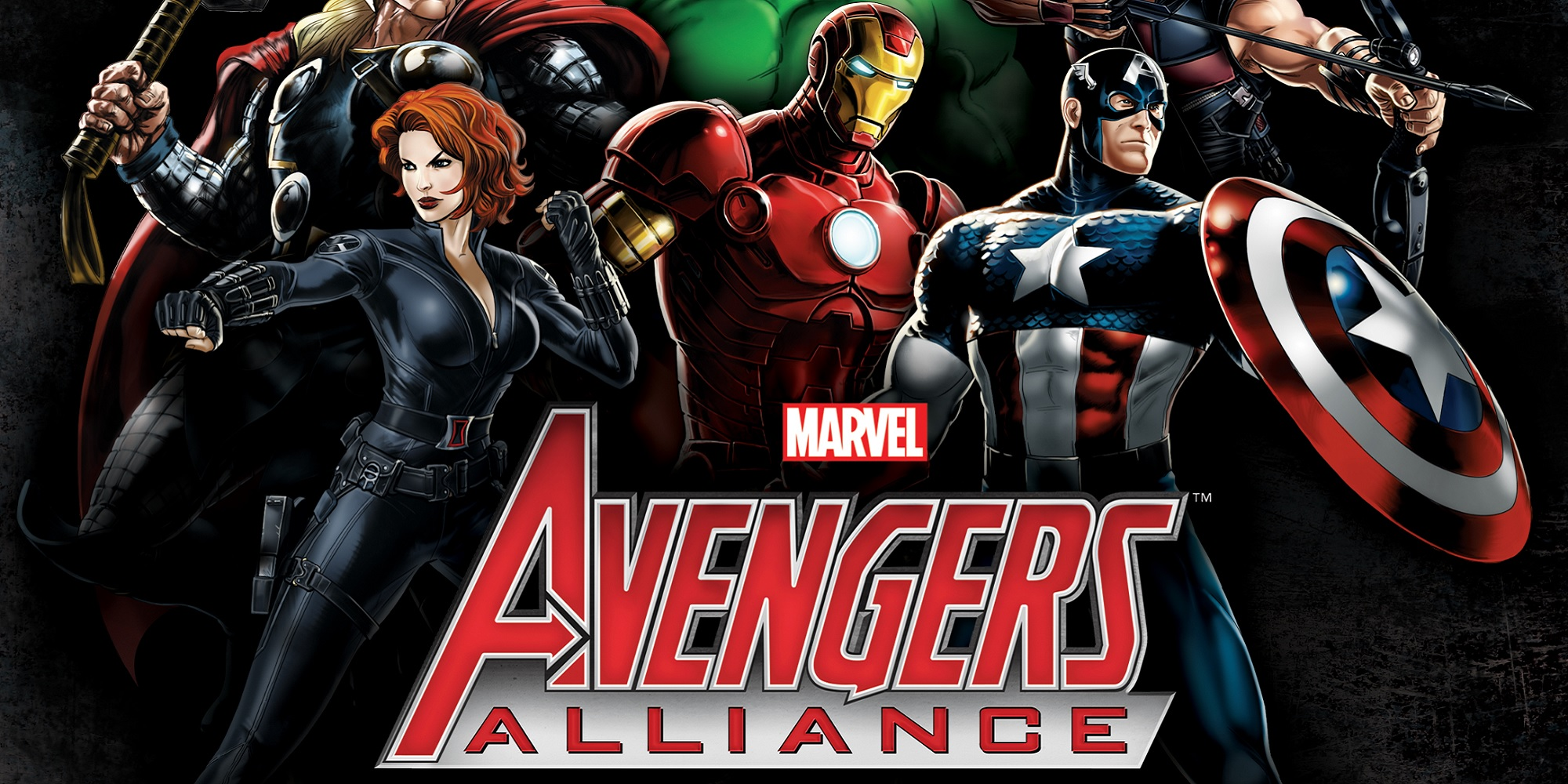 Marvel: Avengers Alliance Facebook Games to Shut Down
