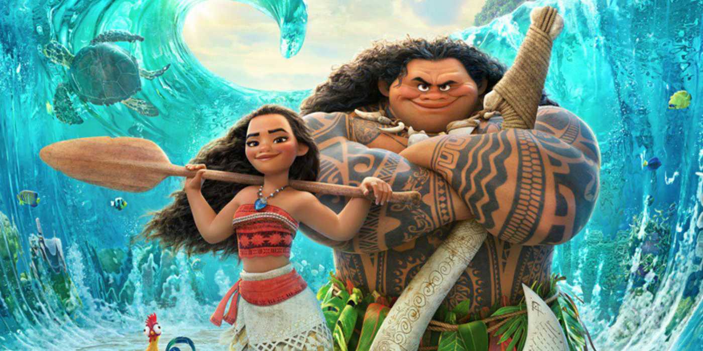 Moana Clip: Dwayne Johnson's Maui Can Carry a Tune