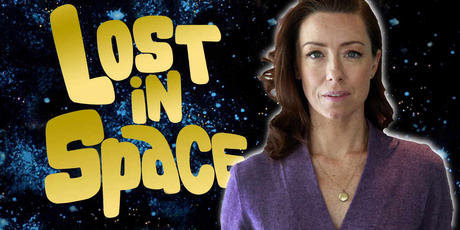 Lost in Space Netflix Series Adds House of Cards' Molly Parker