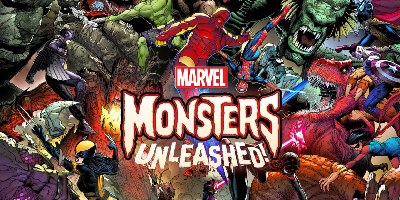 Marvel   s Monsters Un...