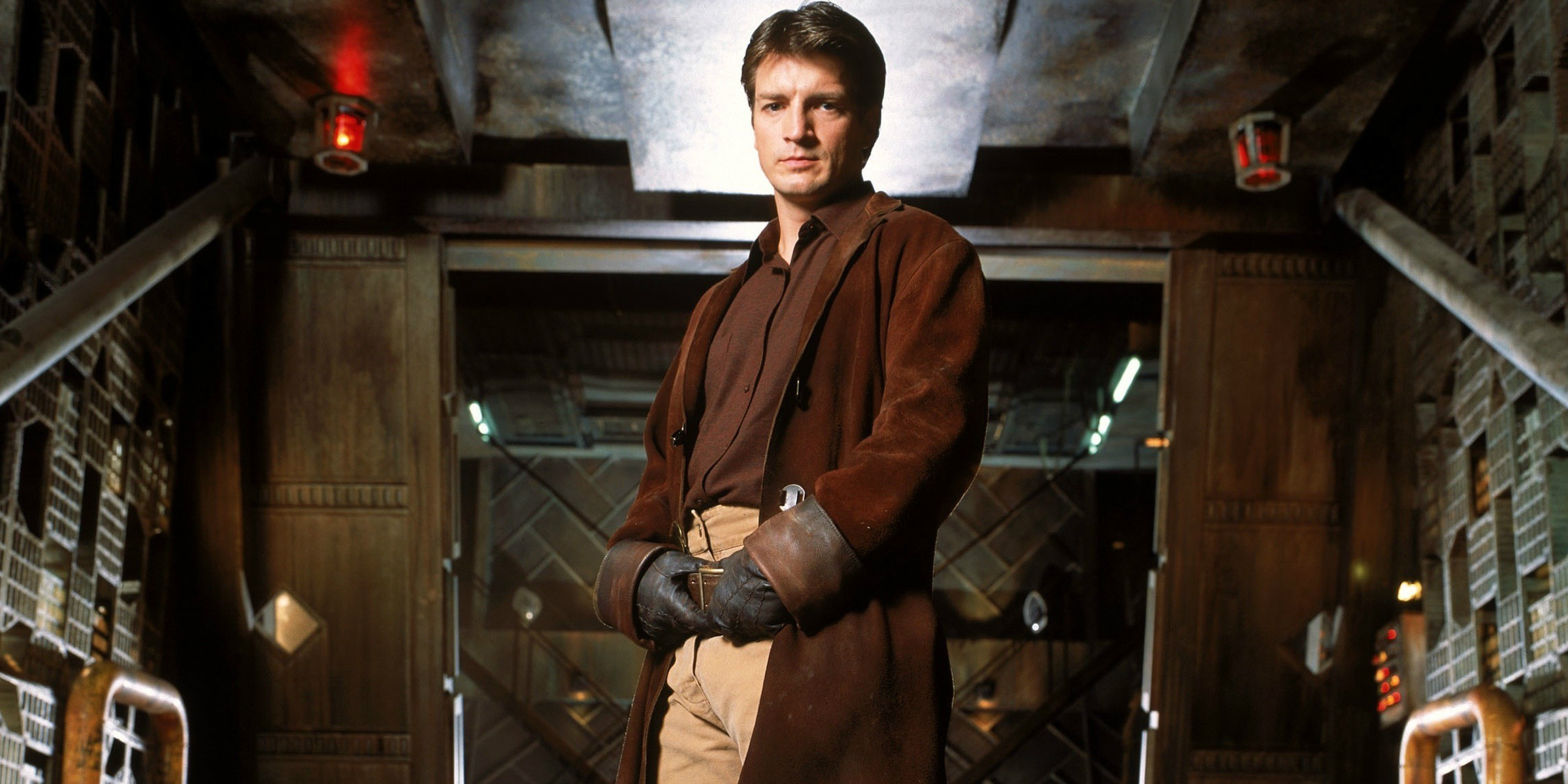 e50a2310ff17 Nathan Fillion Says One Great Season of Firefly Was 'Enough'