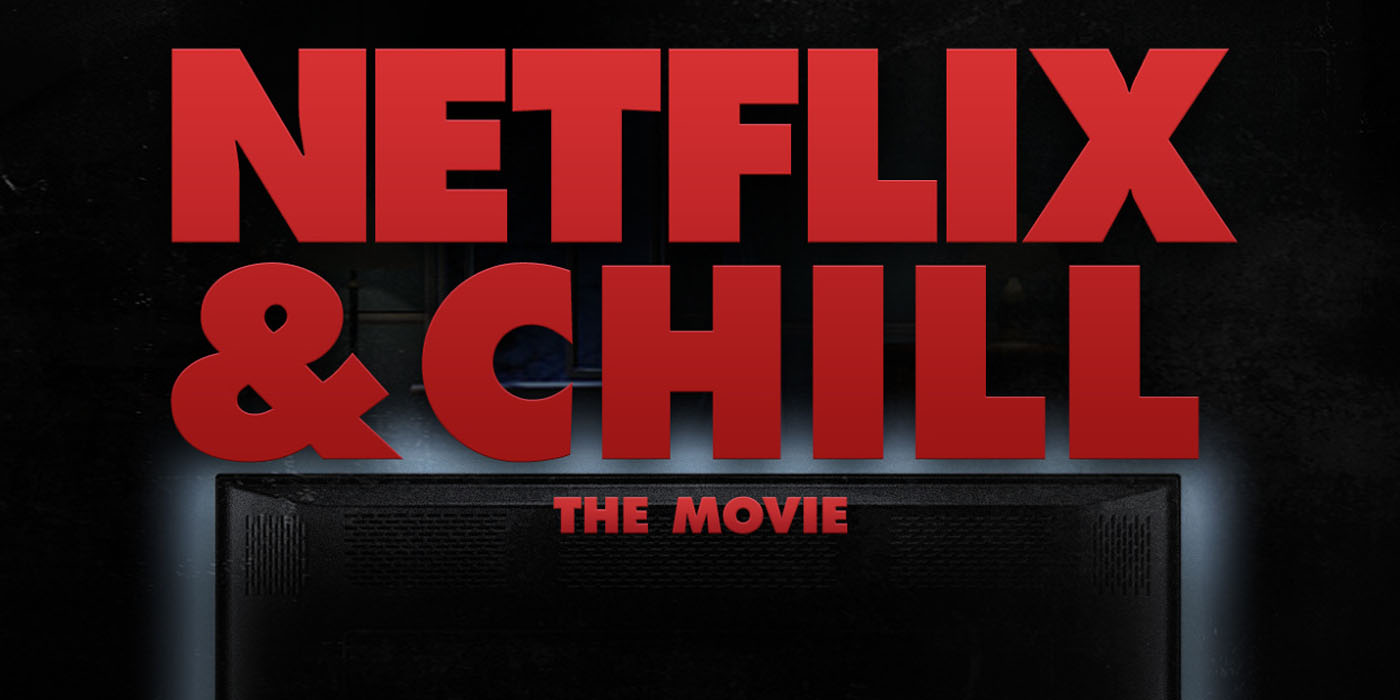 Netflix and Chill - logo