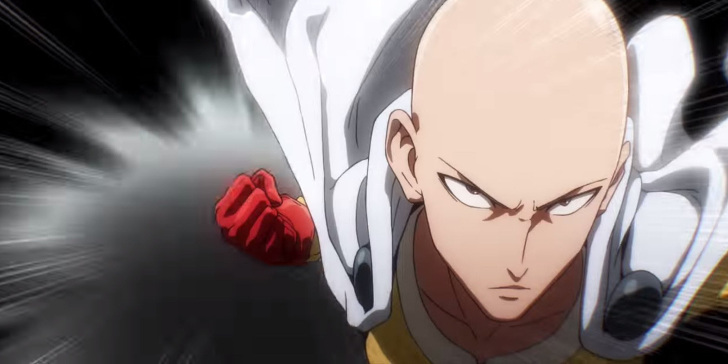 One-Punch Man Anime Gets Season 2 Order | Screen Rant