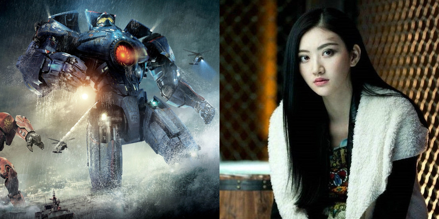 pacific rim 2 adds the great wall actress jing tian