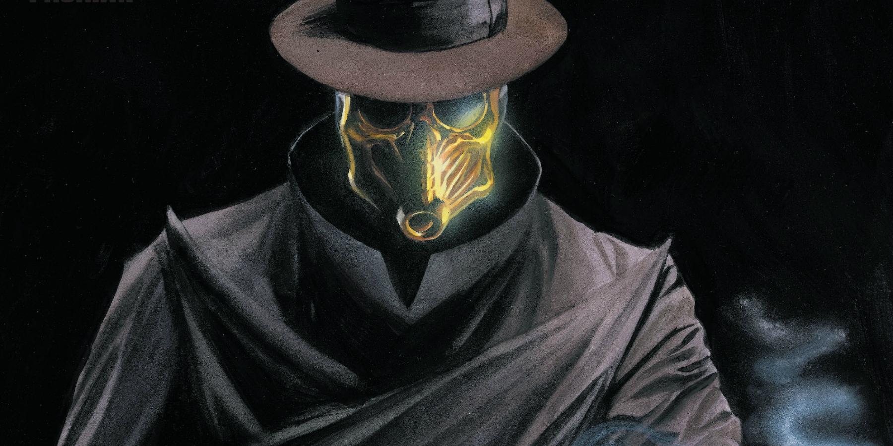 Sandy Hawkins as Sandman in DC Comics
