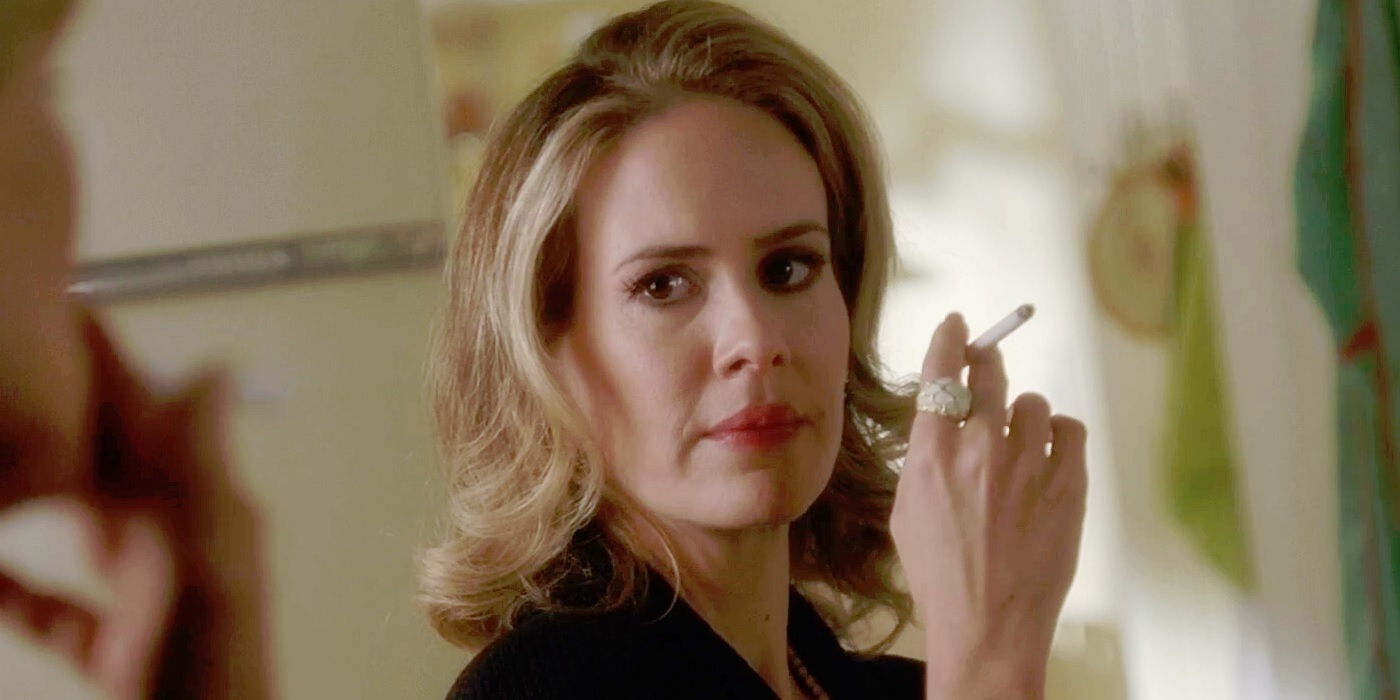 Sarah Paulson in American Horror Story Murder House