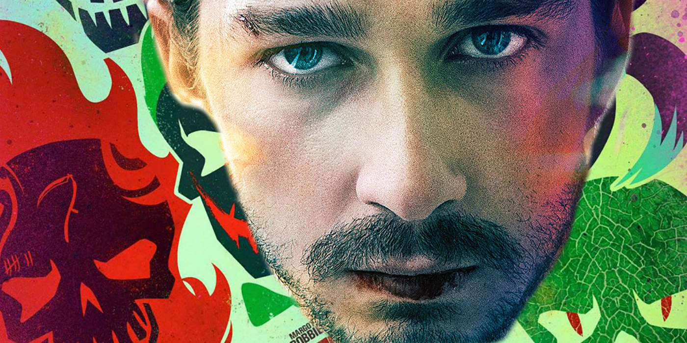 Shia LaBeouf Suicide Squad Shia LaBeouf Says His Suicide Squad Role Was Vetoed by Warner Bros.