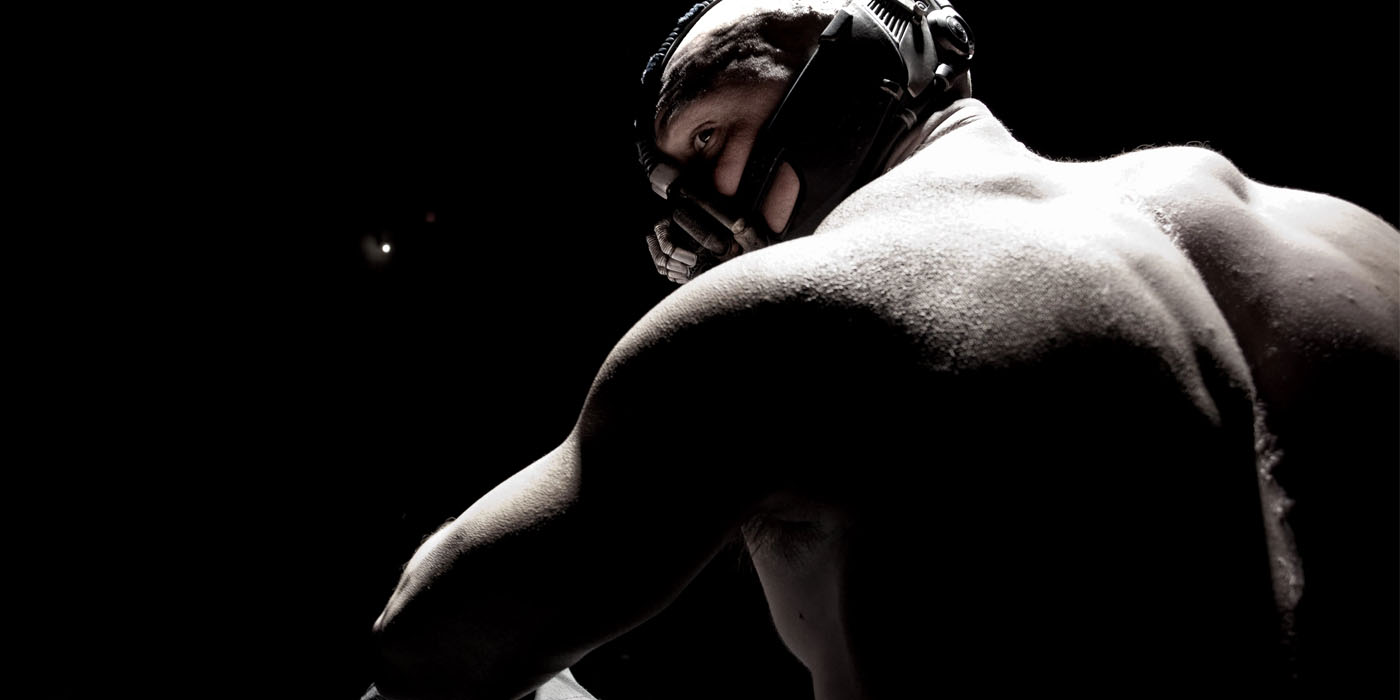 Tom Hardy On 'Cost' Of His Bane Workout For The Dark Knight Rises ...