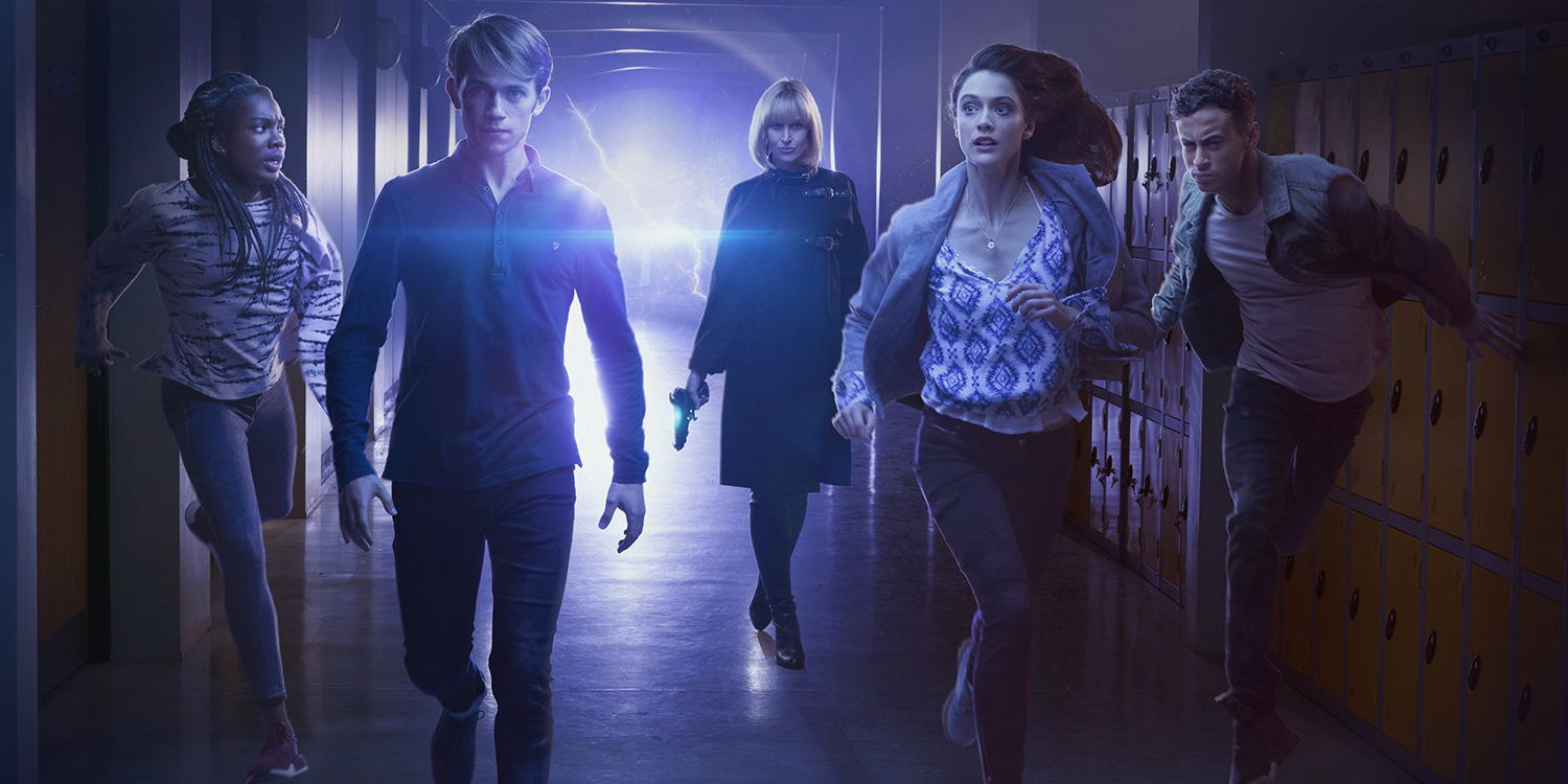 Doctor Who spinoff Class cast