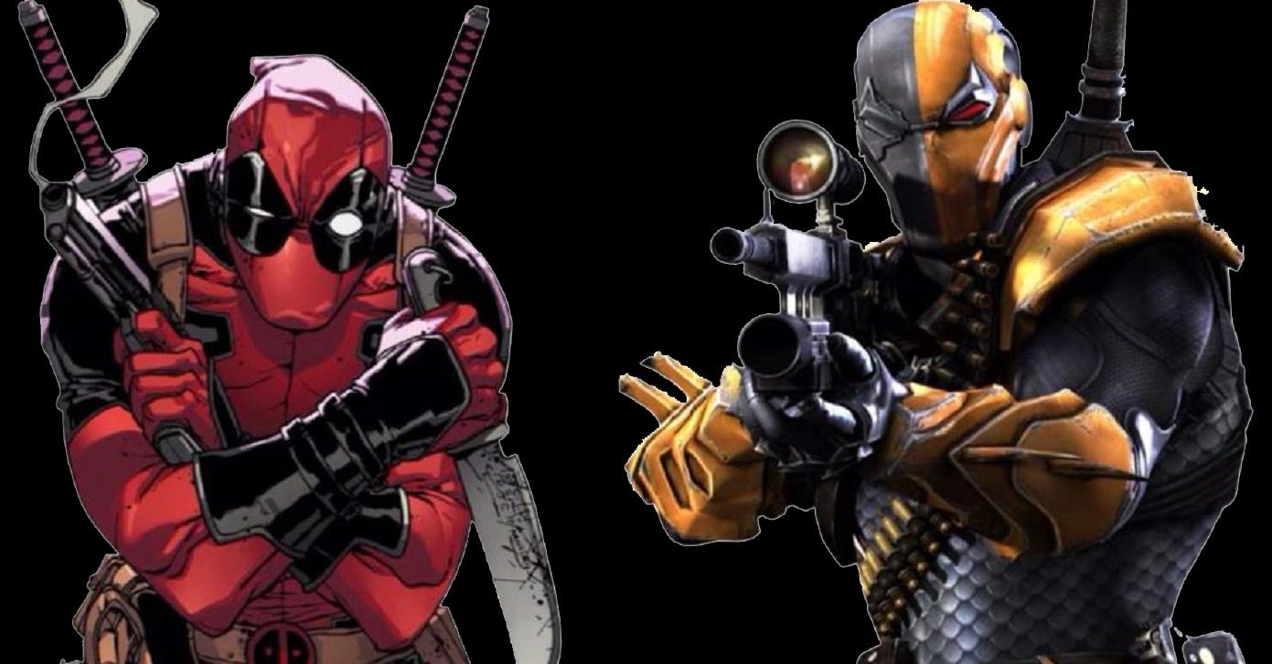Rob Liefeld: Deathstroke Is Not Deadpool