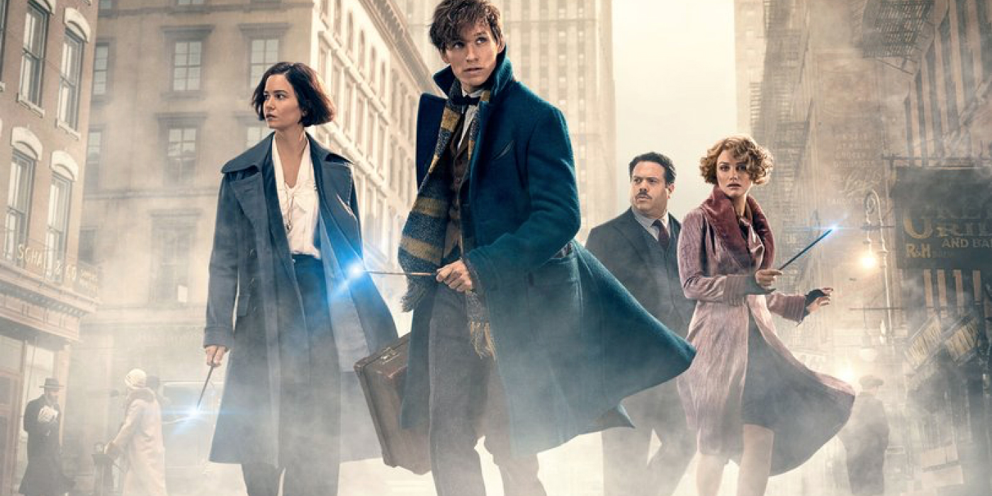 Fantastic Beasts and Where to Find Them final trailer and poster