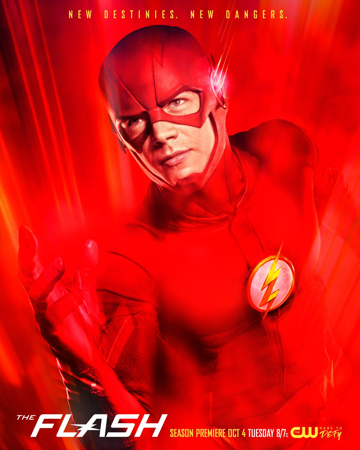 the flash s03