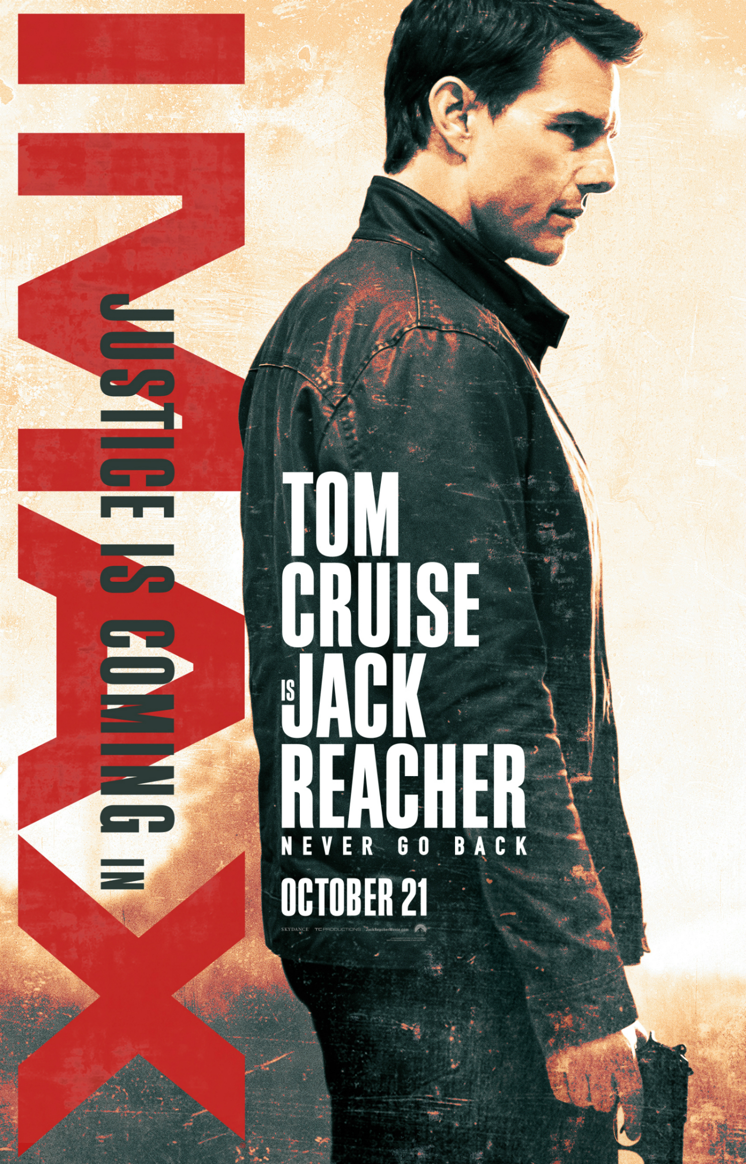 Jack Reacher 2 IMAX Trailer: That's Excitement in Tom ...