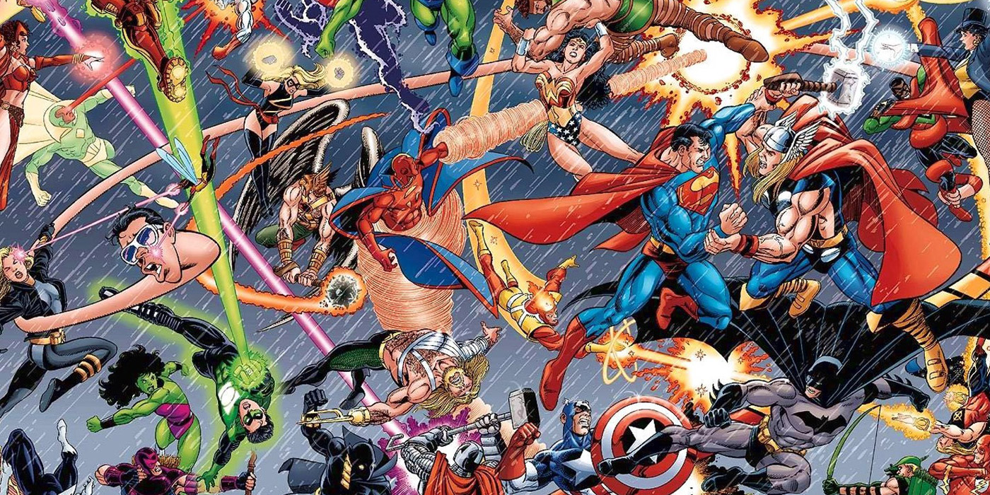 Why The Justice League Would Beat The Avengers Screen Rant